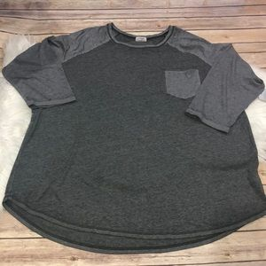 NWT Women's Baseball Tee